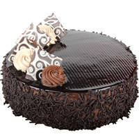 Devilishly Delicious Chocolate Cake