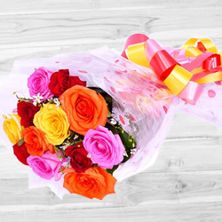 Expression of Romance Rose Bouquet