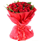 Memorable Moments Dutch Roses Premium Bouquet