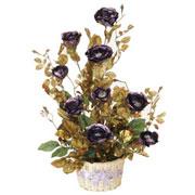 Long Lasting � Purple Rose Plant
