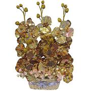 Glittering Glitz Non-Perishable Flowers