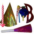 Send Birthday celebration accessories to Kerala