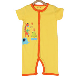 Cheerful Kids Romper by MiniKlub