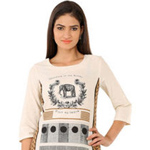 Multi-Hued Kurti by W Lifestyle