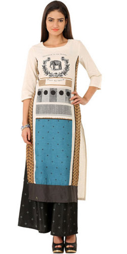 Mix Coloured Kurti by W Lifestyle