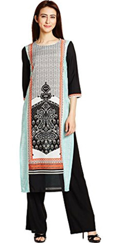 Royal Embellished Kurti by W