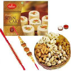 Splendid Rakhi Surprise Gift Hamper