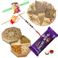 Popular Rakhi Festive Season Gift Set