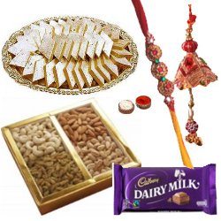 Beautiful Lifelong Bond Rakhi Hamper