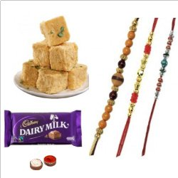 Impressionable Threads of Raksha Bandhan Love