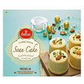 Tempting Soan Cake From Haldiram