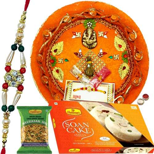 Enticing Sweeten The Memories Rakhi Hamper