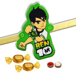 Ben 10 Kid Rakhi