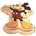 Send Amazing Mickey Cake for little ones to Kerala