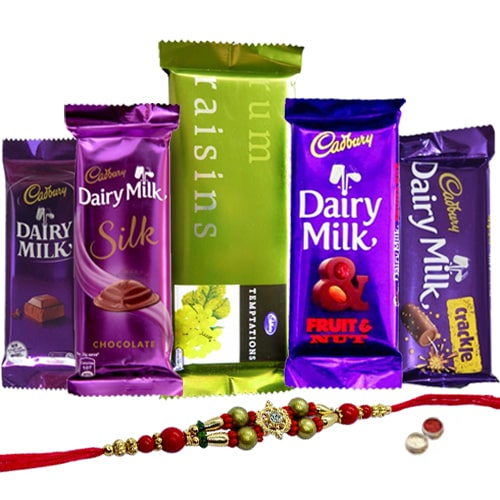 Breathtaking Assortment of Cadburys Chocolates