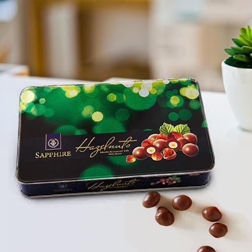 Devilishly Sapphire Hazelnuts Chocolates