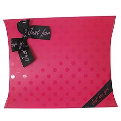 Sensational Assorted Homemade Chocolates Surprise in Ladies Wallet