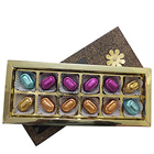 Zesty Box of Liquid Filled Homemade Chocolates