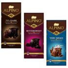 Appetizing Richness Alpino Premium Chocolate Trio