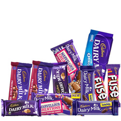 Special Anytime Delight Chocolate Gift Hamper