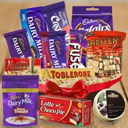 Appetite�s Fun Chocolate Assortment
