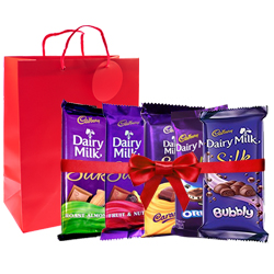 Fabulous Cadbury Dairy Milk Assortment