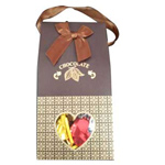 Trendy-Looking Bag of 12pcs Homemade Chocolates