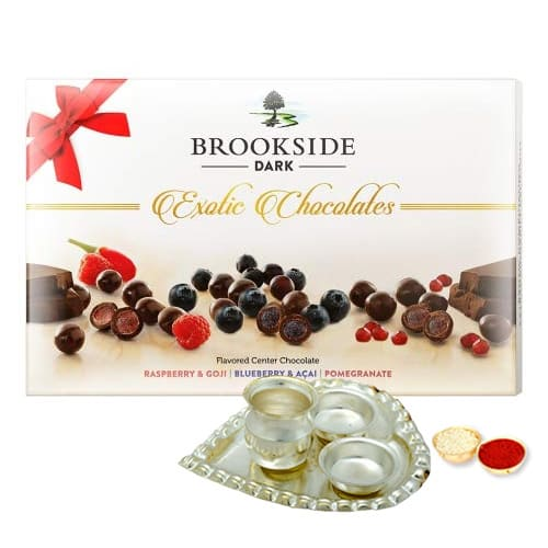 Herhesys Brookside Dark Chocolates