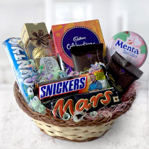 Send Basket of Mixed Chocos
