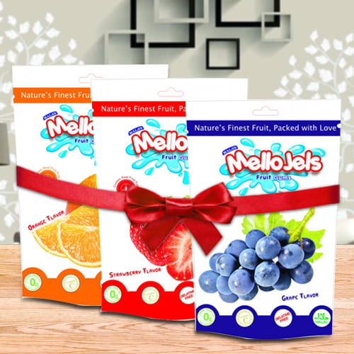 Order Mello Gels Jelly Candies