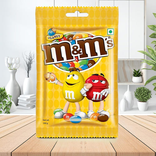 Order M N Ms Peanut Coated Chocos