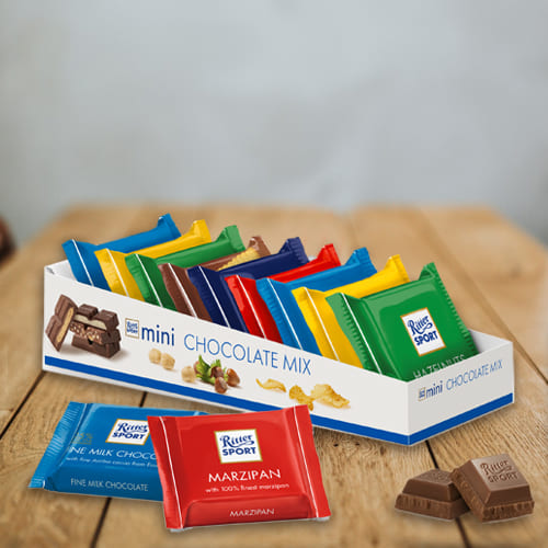 Online Mini Chocos Mix from Ritter Sport