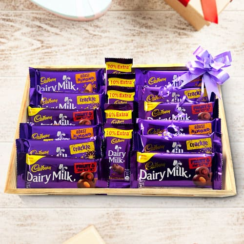 Online Assorted Cadbury Chocolates
