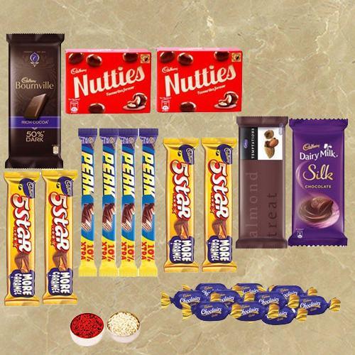 Tempting Chocolates