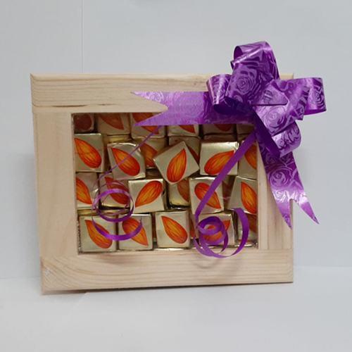 Almond Chocolates n Pooja Thali
