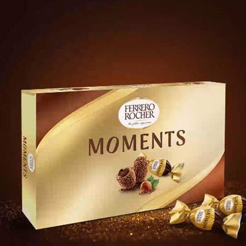 Magical Ferrero Rocher Moment Chocolate