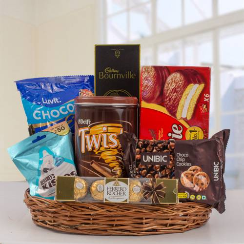 Marvelous Chocos Gift Hamper