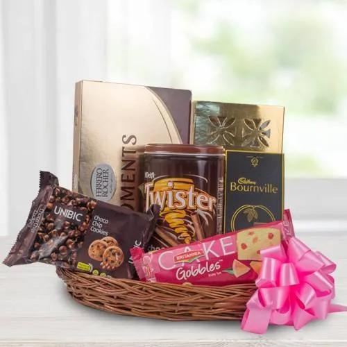 Wonderful Chocolate Gift Hamper