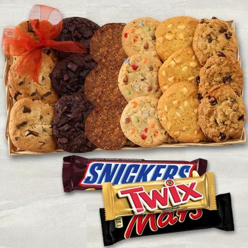 Yummy Cookies from Cookie Man N Chocos Gift Hamper