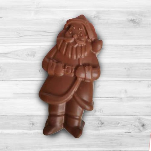 Tasty Santa Claus Chocolate