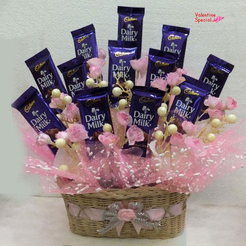 Send Online Gift Set of Chocolates