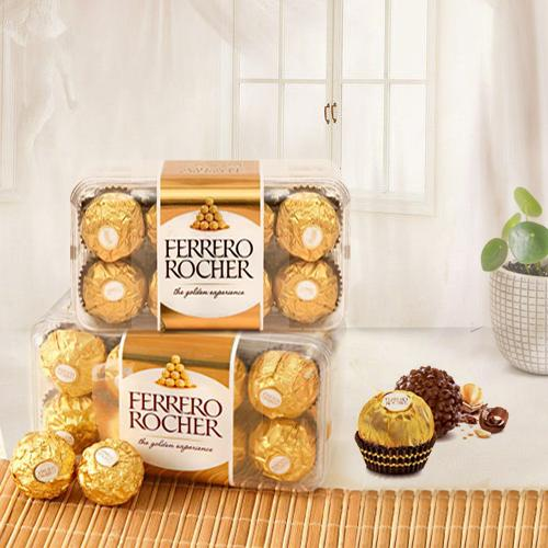 Award-Winning Collection of Ferrero Rocher Chocolates