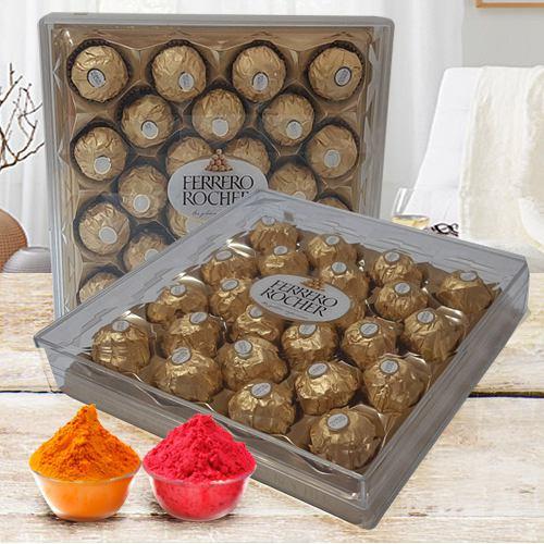 Mind Blowing Chocolate Treat