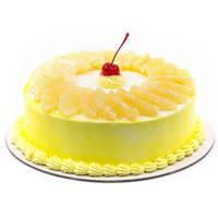 Appetizing Pineapple Cake from Taj or 5 star Hotel bakery