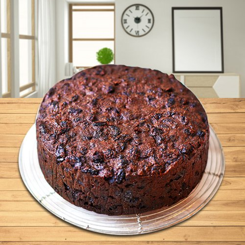 Send Online Plum Cake from Taj or 5 Star Hotel Bakery