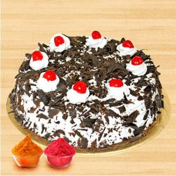 Scrumptious Black Forest Cake