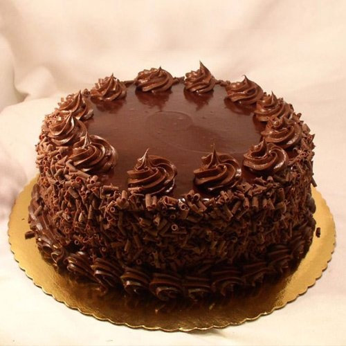 Mouth-watering Eggless Chocolate Cake
