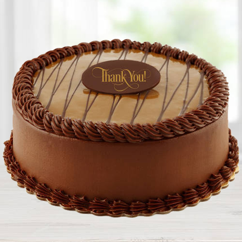 Buy Chocolate Flavor Eggless Cake