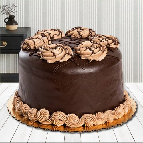 Delicious Joy Chocolate Cake