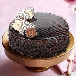 Wonder-of-Chocolate 2.2 Lb Truffle Cake